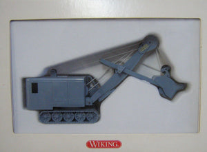 WIKING # 23901 - MENCK BAGGER - 1:60 SCALE