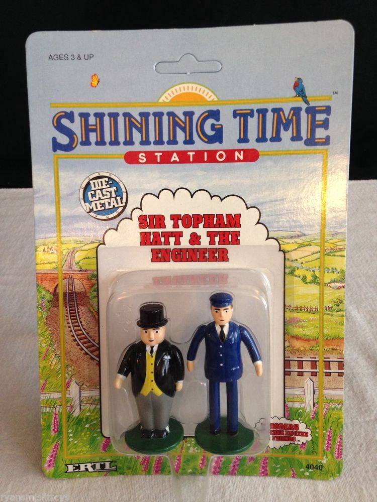 SHINING TIME STATION FIGURES