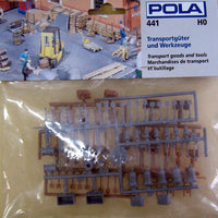 POLA # 441 - TRANSPORT GOODS AND TOOLS