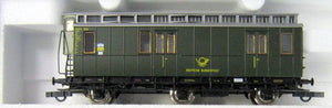 ROCO # 44509 - POST COACH-PRUSSIAN CONSTRUCTION
