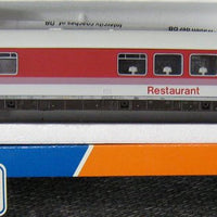 ROCO # 44784 - INTERCITY RESTAURANT CAR WITH PANTOGRAPHS