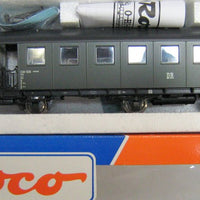 ROCO # 44860 - PASSENGER CAR OF THE DR