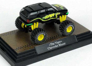 "BUSCH # 46407  ""THE VIPER"" MONSTER TRUCK"