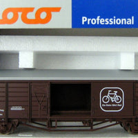 ROCO # 47589 - BICYCLE VAN OF THE OBB