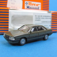 ROCO MINITANKS # 481 - MS PKW AUDI - HO SCALE