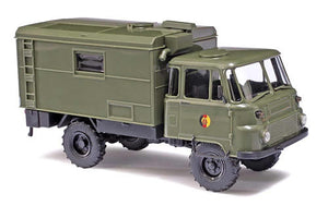 BUSCH # 50210 - MILITARY VEHICLE - ROBUR LO 2002 A 'NVA'