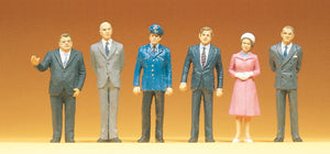 PREISER # 68208 - PASSERS-BY - 1:50 SCALE