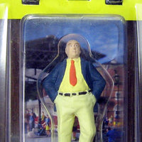 "NOCH # 68572 - G SCALE FIGURE ""WAITING MAN"""