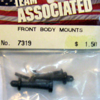 TEAM ASSOCIATED # 7319 - FRONT BODY MOUNTS
