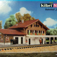 "KIBRI # 7705 - ""SCHNRIED"" STATION"