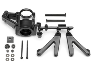 HPI # 85408 - FRONT HUB CARRIER SET - BAJA 5B