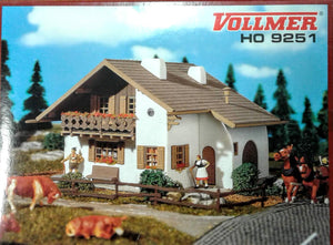 VOLLMER # 9251 - MOUNTAIN COTTAGE