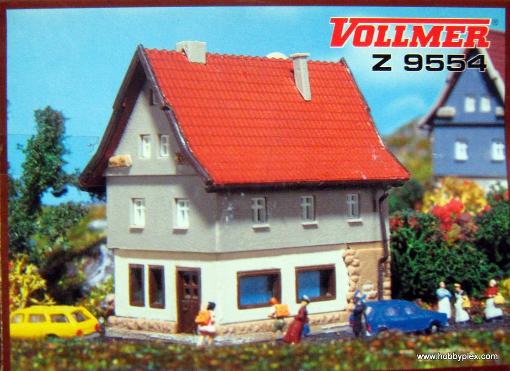VOLLMER # 9554 - FAMILY HOME