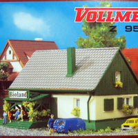 VOLLMER # 9571 - HOUSE WITH SHOP