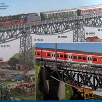 KIBRI # 9703 - STEEL BRIDGE