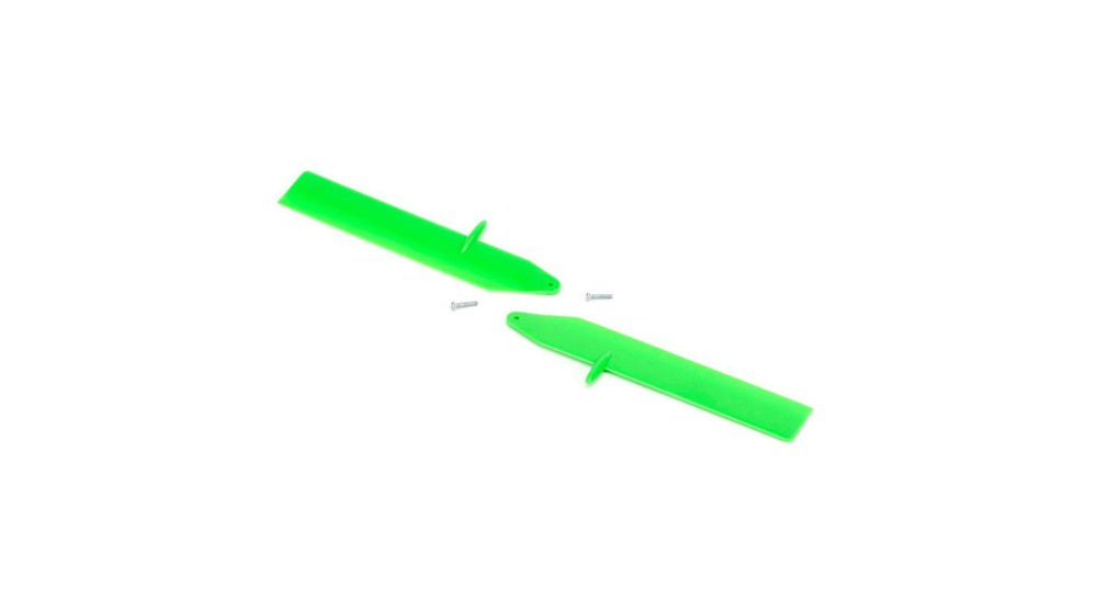 BLADE # BLH3311GR: FAST FIGHT MAIN ROTOR BLADE, GREEN: nCP X