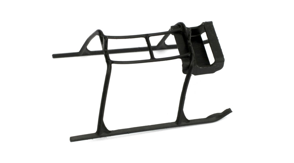 BLADE # BLH3504 - LANDING SKID AND BATTERY MOUNT: mCP X