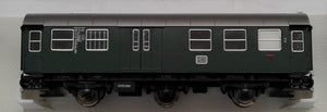 FLEISCHMANN 5090 - COMBINATION PASSENGER/BAGGAGE COACH OF THE DB  - HO SCALE