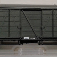 FLEISCHMANN 5390 - BOX GOODS VAN OF THE DB  - HO SCALE