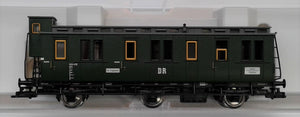 FLEISCHMANN 576601 - 2nd CLASS COMPARTMENT COACH OF THE DR  - HO SCALE