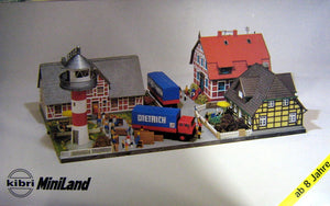 "KIBRI # 4054 - ""MINILAND"" LIMITED EDITION KIT"