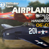 THUNDER TIGER AIRPLANE CATALOG 2006-2007