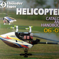 THUNDER TIGER HELICOPTER CATALOG 2006-2007