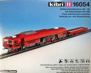 KIBRI # 16054 - TRACK MAINTENANCE MACHINE