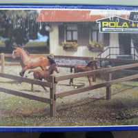 POLA # 988 G SCALE FIELD FENCE