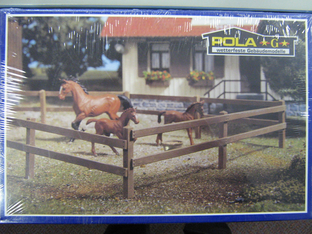 POLA # 988 -  FIELD FENCE - G SCALE