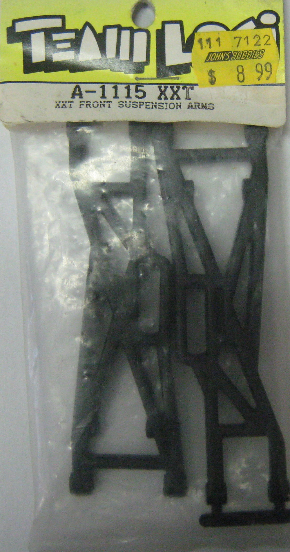 TEAM LOSI # A-1115 - XXXT FRONT SUSPENSION ARMS