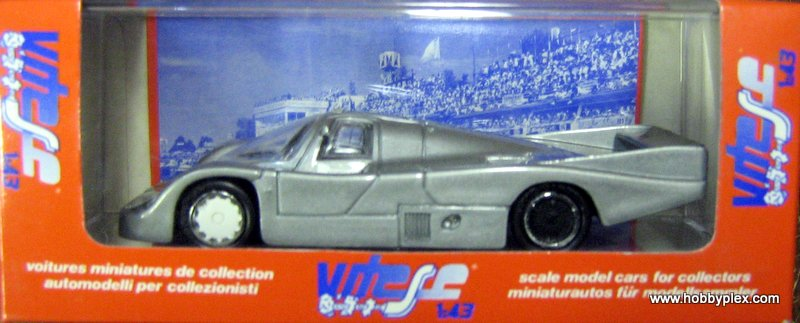 VITESSE # 317 - PORSCHE 956 LE MANS 1984 DIE CAST VEHICLE