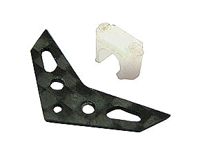 MICROHELI # MH-MSR064HF - HORIZONTAL FIN FOR BLADE MSR