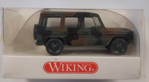 WIKING 69604 -  MB G 320 - MILITARY VEHICLE  - 1:87 SCALE
