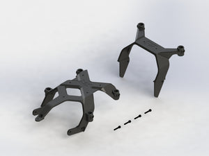 ARRMA - AR320361 - Front and Rear Body Mount Set