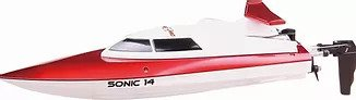 RC-PRO - SONIC 14 - HIGH SPEED RACING BOAT