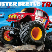 TAMIYA 58672 - MONSTER BEETLE TRAIL - R/C ASSEMBLY KIT - 1/14 SCALE