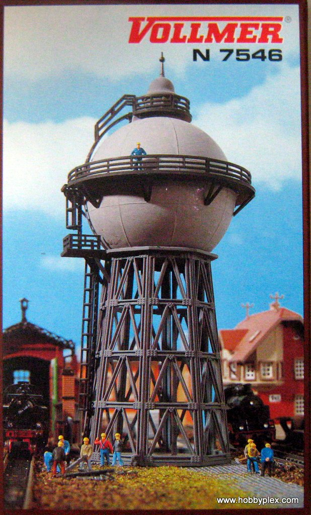 VOLLMER # 7546 - WATER TOWER