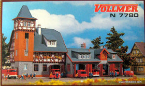 VOLLMER # 7780 - FIRE STATION