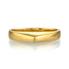 Thick Apex Ring, 14k
