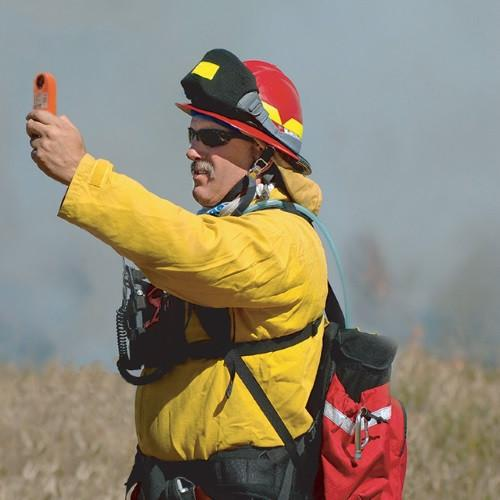 Trusted & Accurate Portable Weather Monitoring for Firefighters