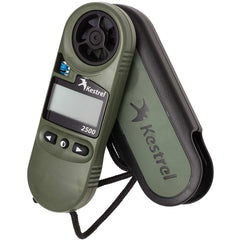 Kestrel 2500 NV Handheld Pocket Weather Meter