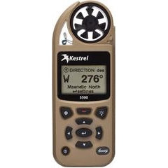Kestrel 5500 for Combat Weather & Weather Recon