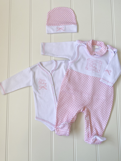 Little baby set Pink