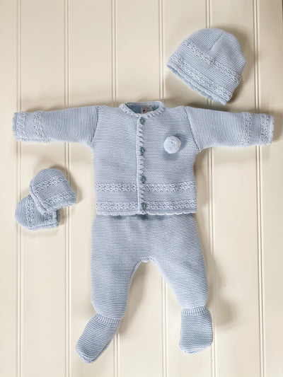 Lucas knitted Set