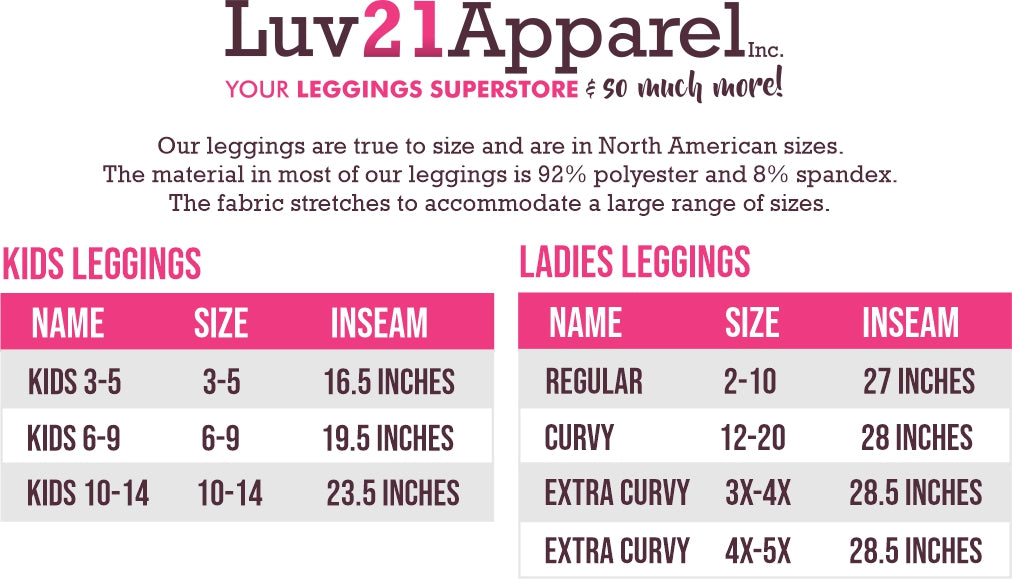 Luv 21 Apparel Inc.