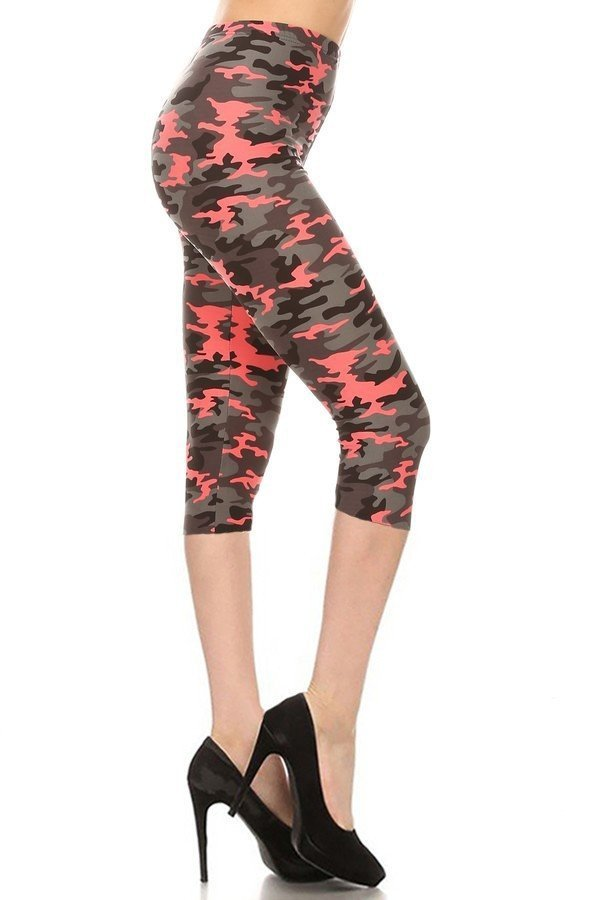 REGULAR CHIC PINK CAMO