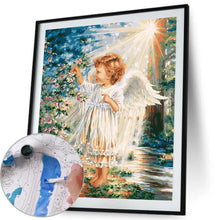 Load image into Gallery viewer, Sunshine Angel - Paint by Numbers 40x50cm