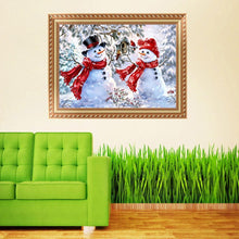 Load image into Gallery viewer, Christmas  DIY Diamond Painting