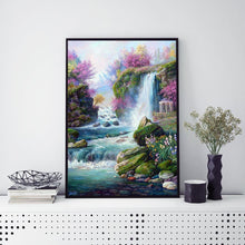 Load image into Gallery viewer, DIY Full Drill Diamond Painting Scenery